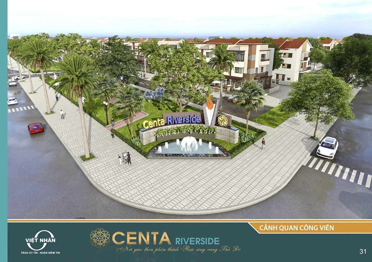 Công viên Centa Riverside
